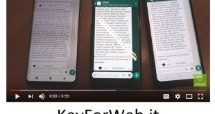 Attenzione al simbolo che blocca Android tramite Whatsapp: video e come proteggersi