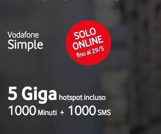 Vodafone Simple