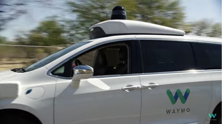 Waymo, l'intelligenza artificiale di Google per la guida autonoma
