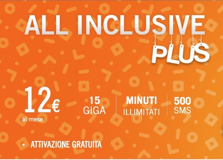 Wind All Inclusive Plus on line