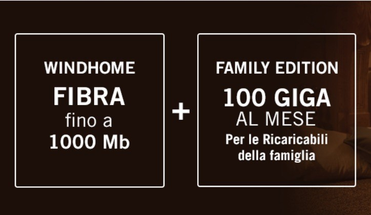 Wind Home Fibra Family edition