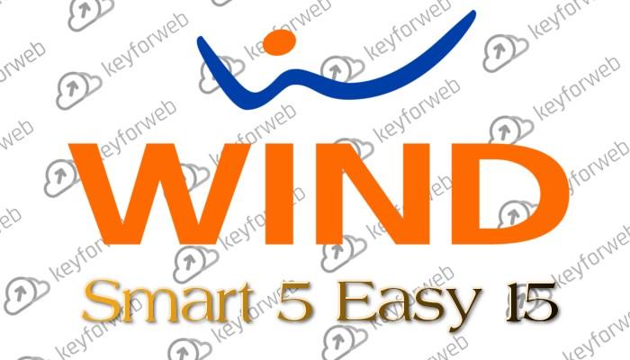 Wind Smart 5 Easy 15 è la winback che stavi aspettando