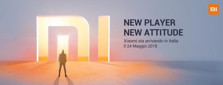 Xiaomi in Italia: due nuovi smartphone e dispositivi IoT