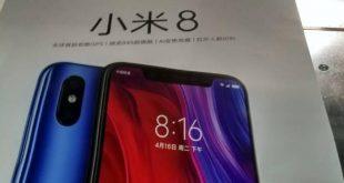 Xiaomi Mi 8 Explorer Edition: tanti i tagli di memoria interna attesi