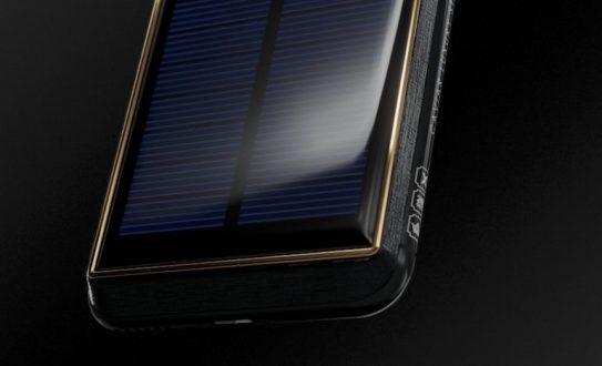 iPhone X: arriva il primo modello in Edizione Limitata con ricarica a pannelli solari