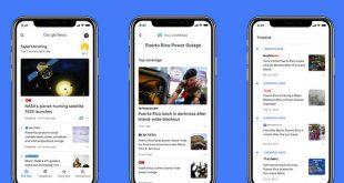 Google News sbarca su iPhone e iPad, pronta a sfidare Apple News