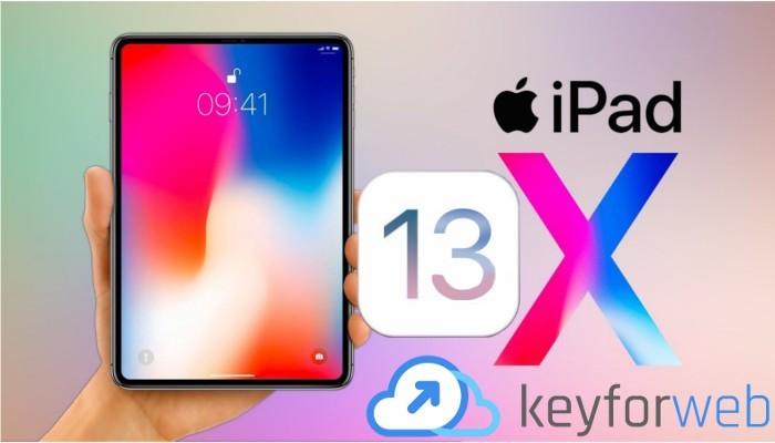 Con iOS 13 più spazio ad iPad