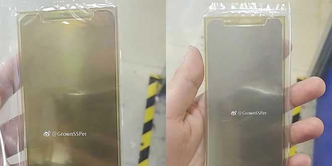 iPhone SE 2, il vetro frontale conferma il notch