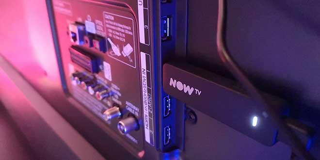 Now TV, rinnovamento totale: ecco come cambia lo streaming video di Sky