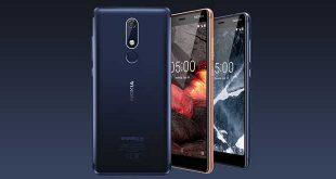 Nokia all'attacco della fascia bassa: ecco i nuovi Nokia 5.1, 3.1 e 2.1