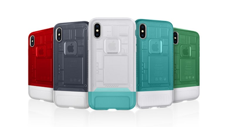 Spigen rilascia cover per iPhone X ispirate al primo iPhone e all'iMac G3