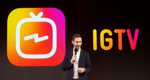 IGTV inizia ad apparire anche sul web