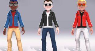Microsoft inizia i test per i nuovi avatar di Xbox Live