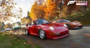 Forza Horizon 4 avrà tantissime auto, ecco l'elenco completo