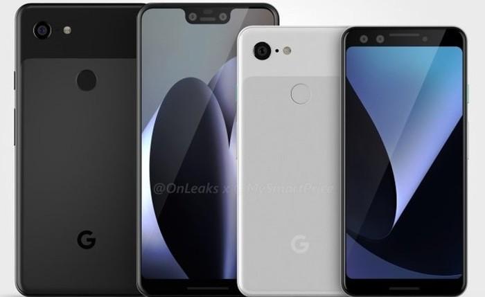 Google Pixel 3 e Pixel 3 XL sono davvero bellissimi in questo video