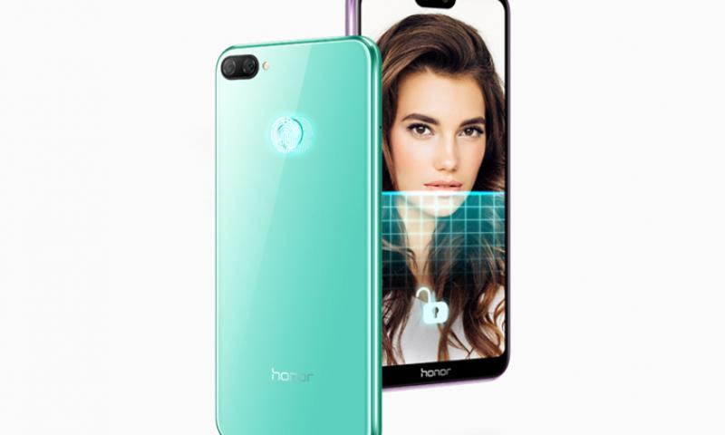 Honor 9i è ufficiale: tutte le immagini del dispositivo