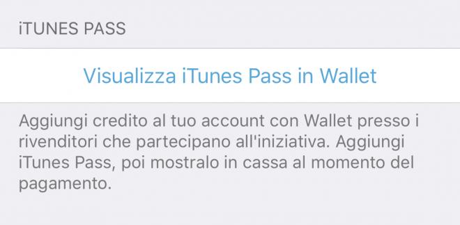 Come aggiungere credito all'ID Apple e visualizzarlo su Wallet