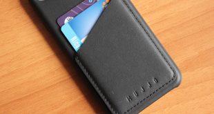 Recensione Leather Wallet Case di MUJJO, eleganza e protezione per il vostro iPhone 8