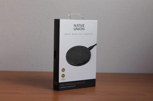 Recensione Native Union Drop Wireless Charger, l'occhio vuole sempre la sua parte