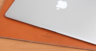 Recensione Harber London Slim Leather MacBook Sleeve Case: semplice, curata ed elegante