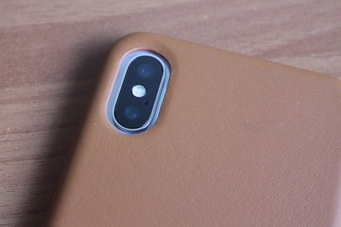 Recensione MUJJO Full Leather Case per iPhone X