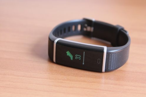 Recensione Mpow Fitness Tracker ID130Plus