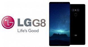 LG G8 si distinguerà grazie al suo pannello LCD 4K