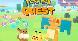 Pokemon Quest è disponibile su tutti gli store mobile