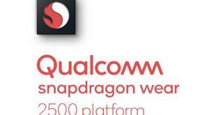 Qualcomm Snapdragon Wear 2500 è il cuore degli smartwatch del futuro