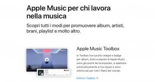 Come creare i widget web di Apple Music