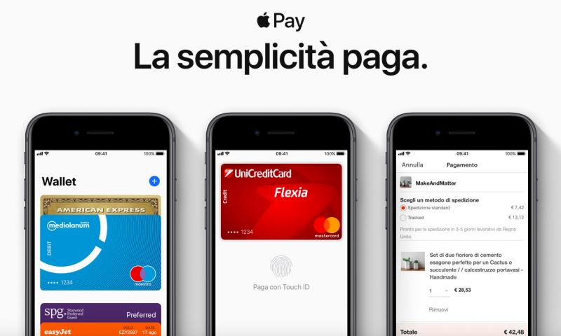 Apple Pay: Le offerte esclusive arrivano anche in Italia!