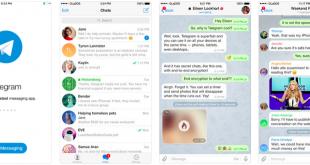 Telegram si aggiorna e introduce alcune novità nella navigazione