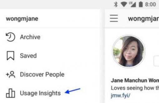 Presto su Instagram il monitoraggio del tempo di utilizzo