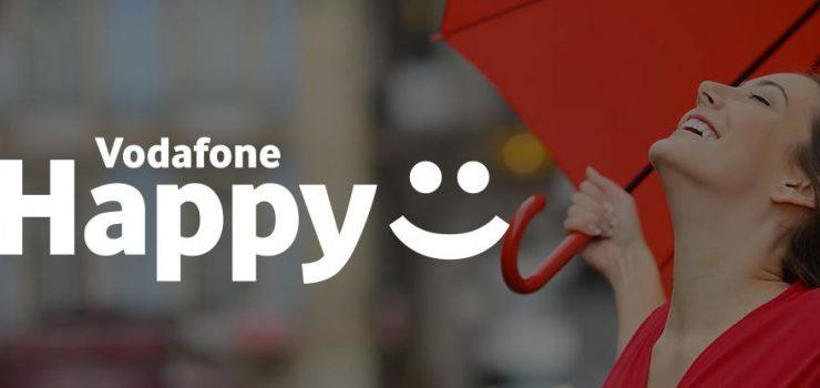 Happy Friday di Vodafone ricco di premi: minuti illimitati e Huawei P20