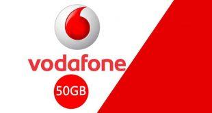 Torna Vodafone Special Minuti 50GB a 10 euro al mese per i clienti TIM e CoopVoce