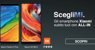 Xiaomi Mi MIX 2 e Xiaomi Redmi 5 Plus con le offerte ALL-IN di Tre