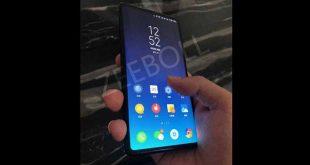 Xiaomi Mi MIX 3 è già qui? Prima immagine dal vivo