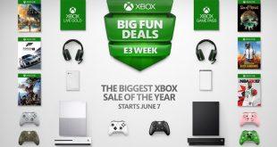Sconti per Xbox in occasione dell'E3. Tutti i dettagli