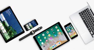 Apple rilascia la terza beta di macOS 10.13.6, iOS 10.4.1 3 tvOS 10.4.1 agli sviluppatori