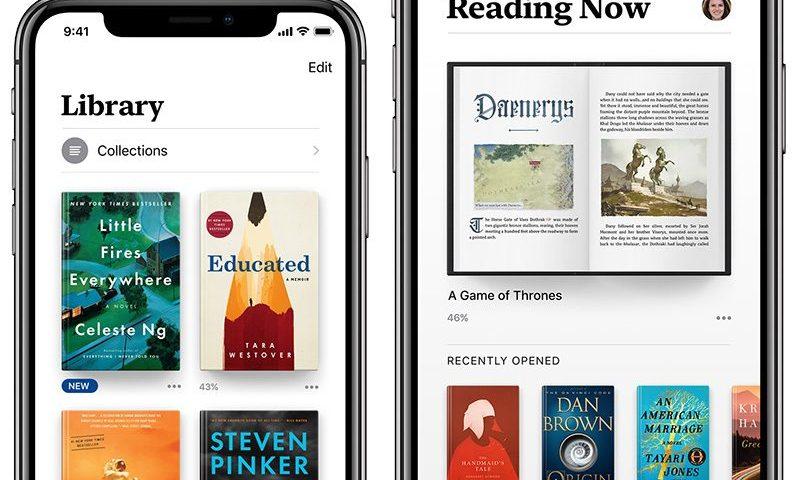 """Apple spiega come sarà strutturata la nuova app """"Libri"""""""