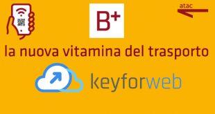 Come pagare i mezzi pubblici con lo smartphone a Roma con B+