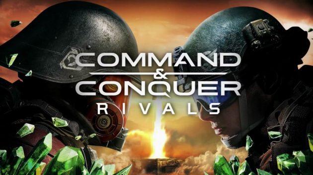 Command & Conquer: Rivals, il nuovo titolo di EA è in pre-ordine sul Play Store