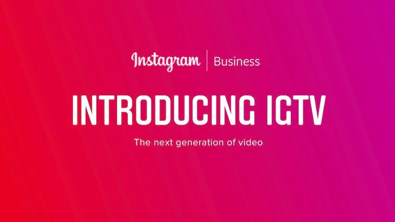 IGTV: Instagram lancia la sua applicazione per video verticali