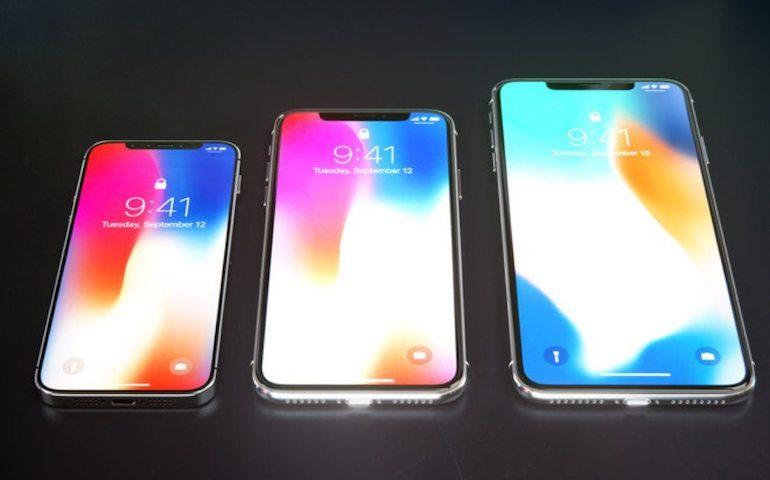 C'è anche la tripla fotocamera sugli iPhone 2018, eccola in un video concept
