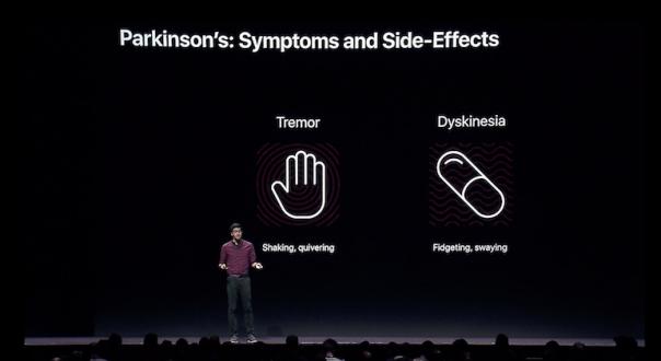 Apple Watch: secondo l'ultima API monitorerà i sintomi del Parkinson