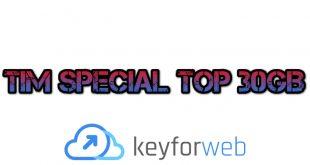 Voglia di Giga? Passa a TIM Special Top 30GB fino al 26 giugno
