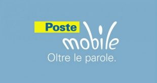 PosteMobile: torna l'offerta Creami WOW weekend