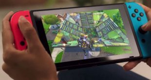 Fortnite ufficialmente disponibile il download gratuito su Nintendo Switch