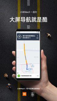 Nuove immagini di Xiaomi Mi MAX 3 confermano l'aspetto estetico del dispositivo