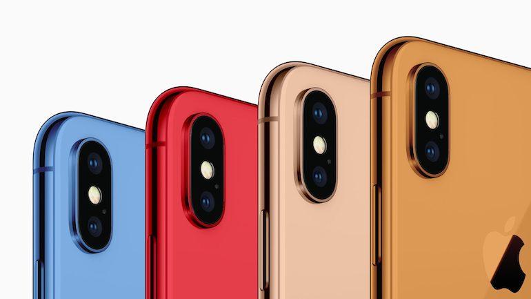 iPhone 2018: secondo Kuo Apple rilascerà sei nuove ed inedite colorazioni